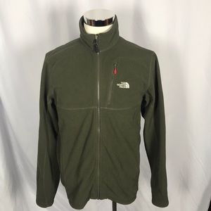 The North Face tka200 1/4 zip pullover men's M